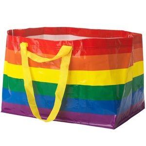 IKEA Rainbow LGBT+ Pride Tote Bag